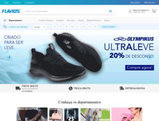 flavios.com.br screenshot