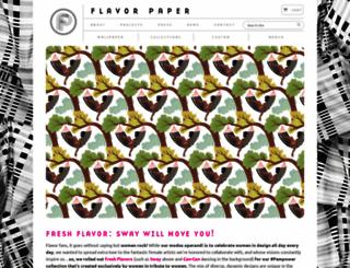 flavorleague.com screenshot