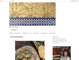 flavorsofthesun.blogspot.com.au screenshot