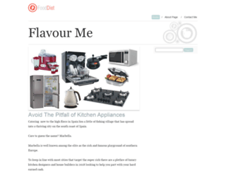 flavourme.com screenshot
