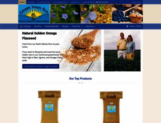 flaxhealth.com screenshot