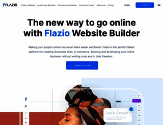flazio.com screenshot