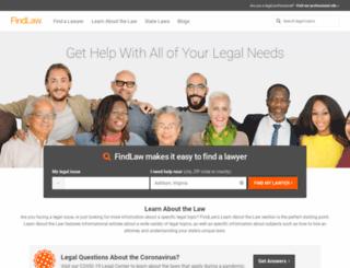 flcas.findlaw.com screenshot