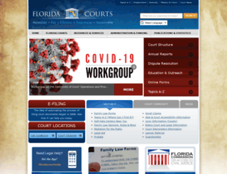flcourts.org screenshot