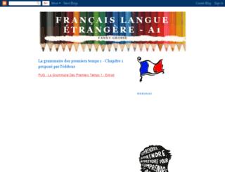 fle-a1.blogspot.com screenshot