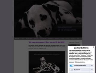 fleckenhund.de screenshot
