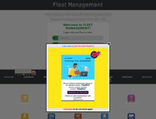 fleet.avls.com.my screenshot