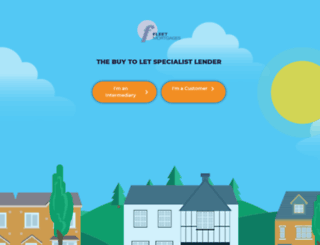 fleetmortgages.co.uk screenshot