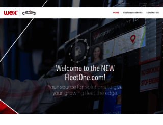 fleetone.com screenshot