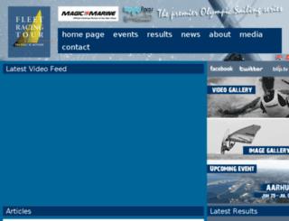 fleetracingtour.com screenshot