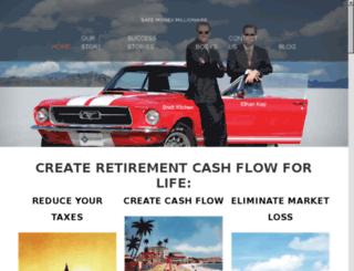 fleewallstreet.com screenshot