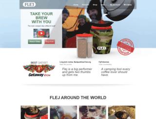 flej.com screenshot