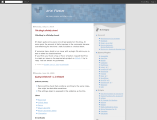 flesler.blogspot.fr screenshot