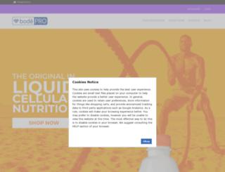 fletch.vemma.com screenshot