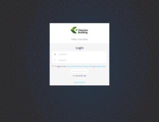 fletcherbuilding.sonru.com screenshot