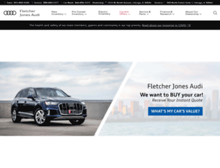 fletcherjonesaudi.com screenshot