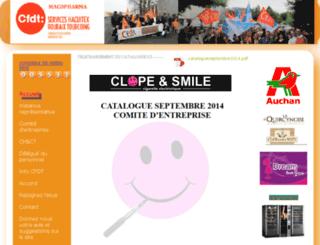 fletombe.ovhsitebuilder.com screenshot