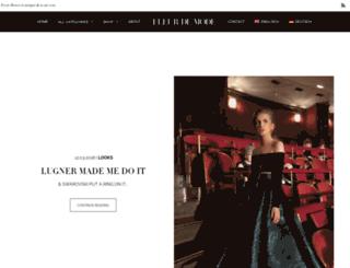 fleurdemode.com screenshot