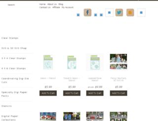 fleurettebloom.com screenshot