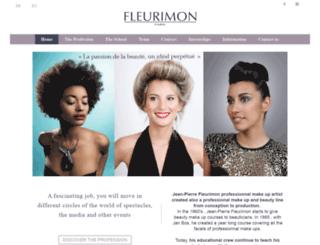 fleurimon.com screenshot