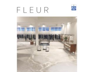 fleurwebshop.com screenshot