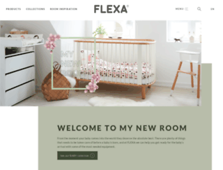 flexa.co.uk screenshot