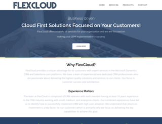 flexcloudtechnologies.com screenshot
