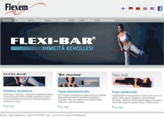 flexem.fi screenshot