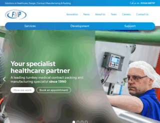 flexible-medical.co.uk screenshot