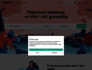 flexidrive.se screenshot