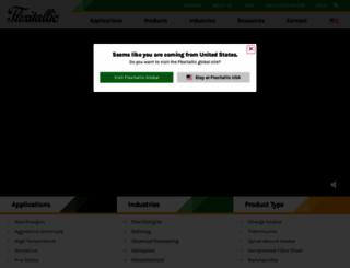 flexitallic.com screenshot