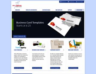 flexitemplates.com screenshot