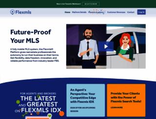 flexmls.com screenshot