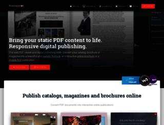 flexpaper.devaldi.com screenshot