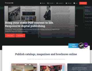 flexpaper.org screenshot