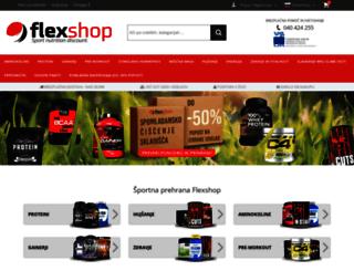 flexshop.com screenshot