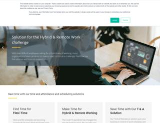 flextime.ie screenshot