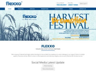 flexxo.com.my screenshot