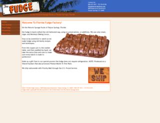 flfudgefactory.com screenshot