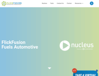 flickfusion.net screenshot
