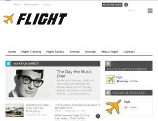 flight.org screenshot