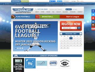 flightactionsports.com screenshot