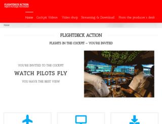 flightdeckaction.com screenshot