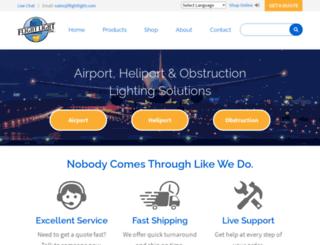 flightlight.com screenshot