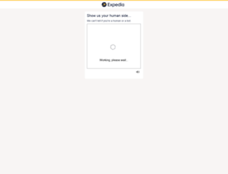 flights.expedia.ca screenshot