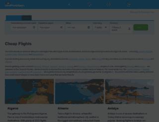 flights.monarch.co.uk screenshot