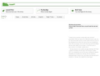 flights.tripadvisor.co.uk screenshot