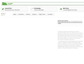 flights.tripadvisor.com.tr screenshot
