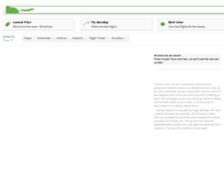 flights.tripadvisor.de screenshot