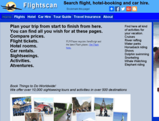 flightscan.website screenshot